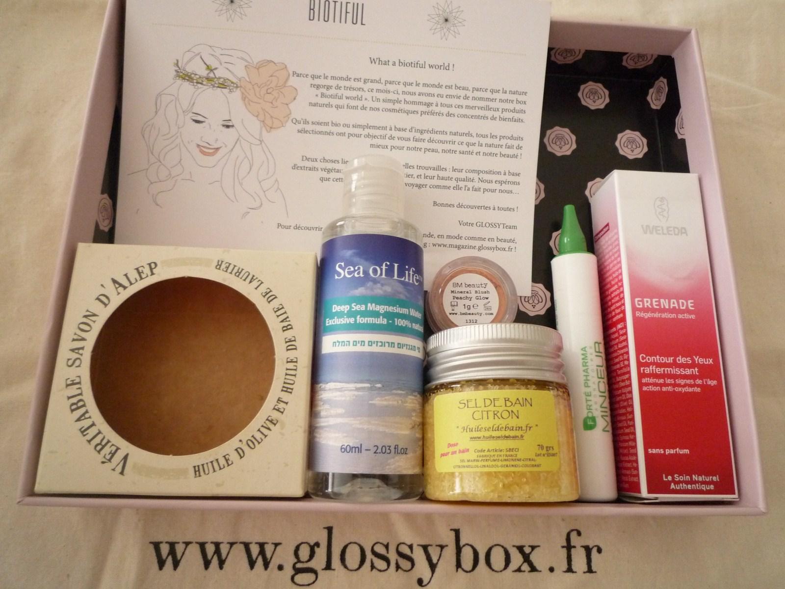 glossybox biotiful